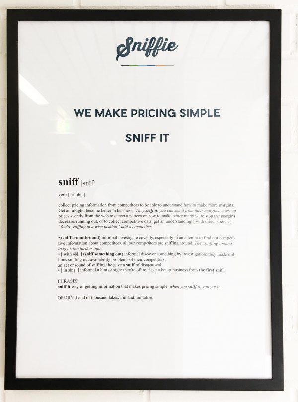 We make pricing simple