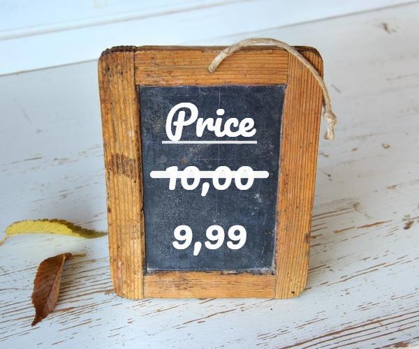 odd pricing