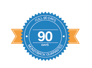 Full 90 day moneyback guarantee