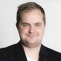 Linus Rudolffson Sniffie Sales Manager Sweden