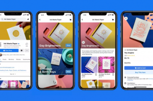 Facebook rolling out Shops making Social Commerce a reality