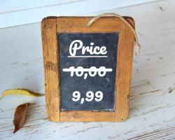 Odd-pricing